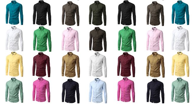 camicie maschili caratterizzate da un buon rapporto qualità prezzo